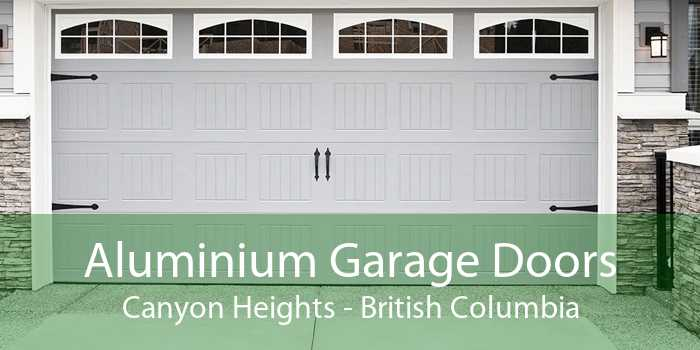 Aluminium Garage Doors Canyon Heights - British Columbia