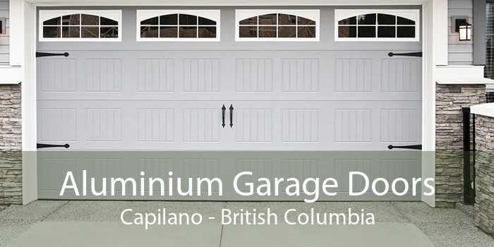 Aluminium Garage Doors Capilano - British Columbia