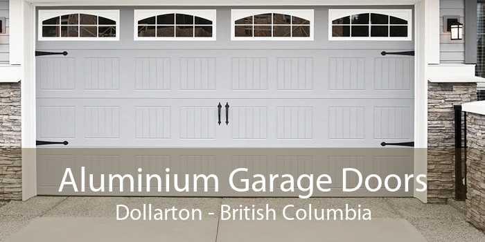 Aluminium Garage Doors Dollarton - British Columbia