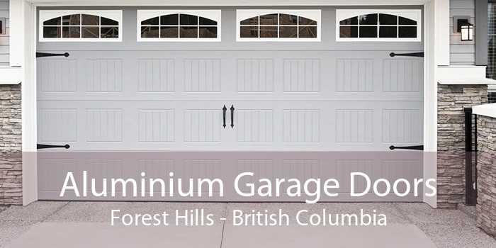 Aluminium Garage Doors Forest Hills - British Columbia