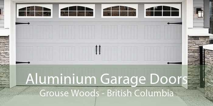 Aluminium Garage Doors Grouse Woods - British Columbia