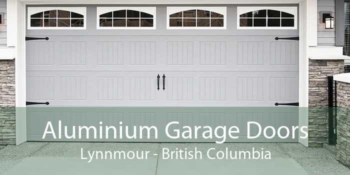 Aluminium Garage Doors Lynnmour - British Columbia