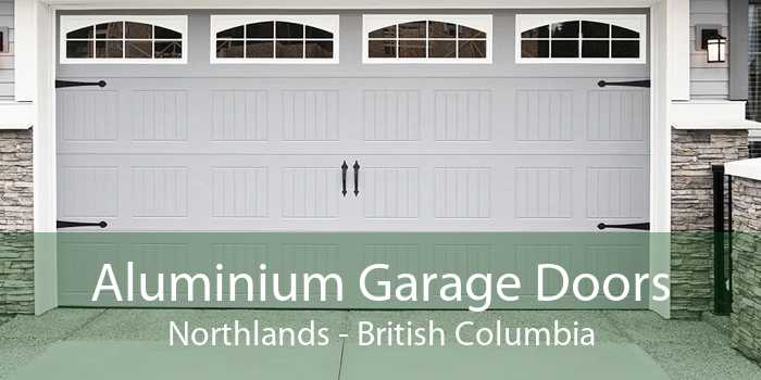 Aluminium Garage Doors Northlands - British Columbia