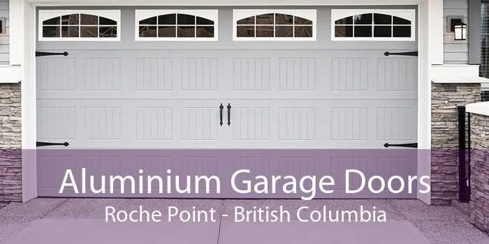 Aluminium Garage Doors Roche Point - British Columbia