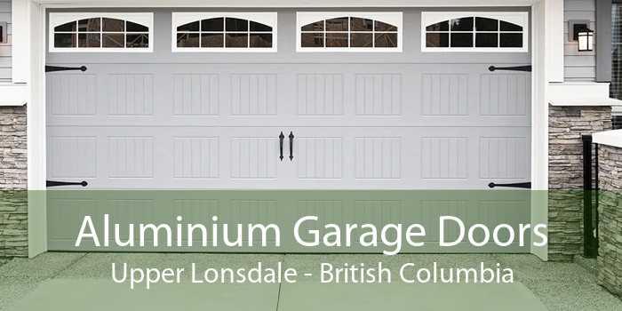 Aluminium Garage Doors Upper Lonsdale - British Columbia