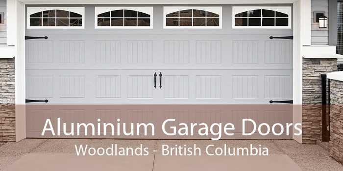 Aluminium Garage Doors Woodlands - British Columbia