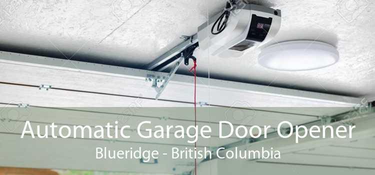 Automatic Garage Door Opener Blueridge - British Columbia
