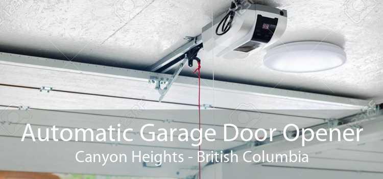 Automatic Garage Door Opener Canyon Heights - British Columbia