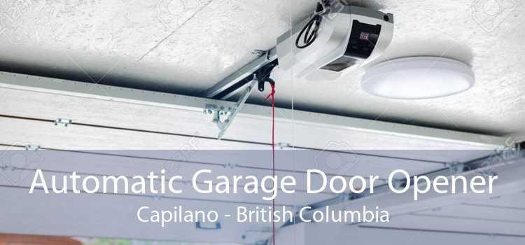Automatic Garage Door Opener Capilano - British Columbia