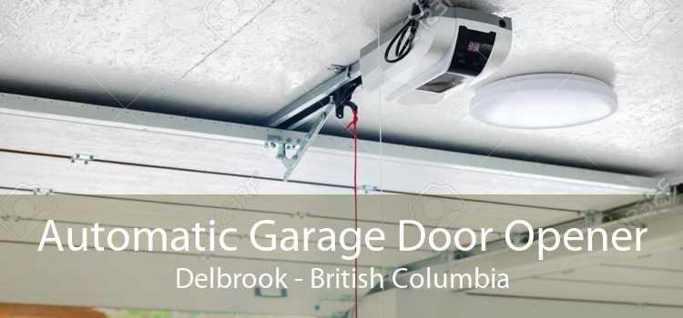 Automatic Garage Door Opener Delbrook - British Columbia