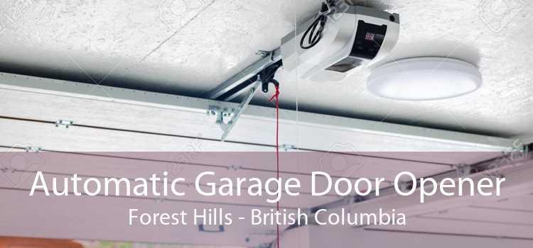 Automatic Garage Door Opener Forest Hills - British Columbia