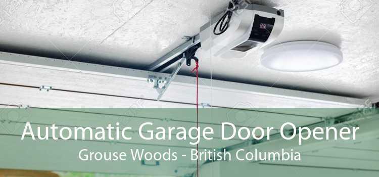 Automatic Garage Door Opener Grouse Woods - British Columbia