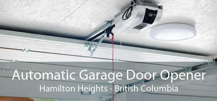 Automatic Garage Door Opener Hamilton Heights - British Columbia