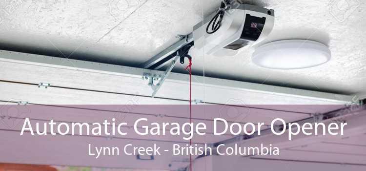 Automatic Garage Door Opener Lynn Creek - British Columbia