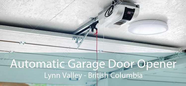 Automatic Garage Door Opener Lynn Valley - British Columbia