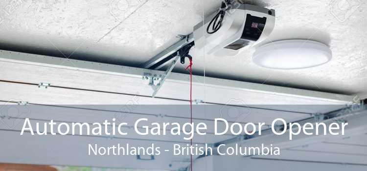 Automatic Garage Door Opener Northlands - British Columbia