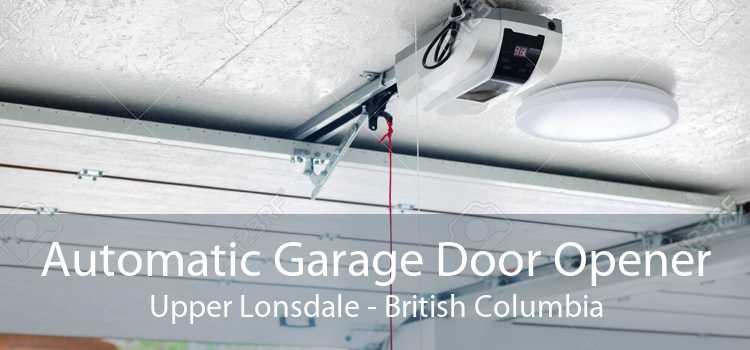 Automatic Garage Door Opener Upper Lonsdale - British Columbia