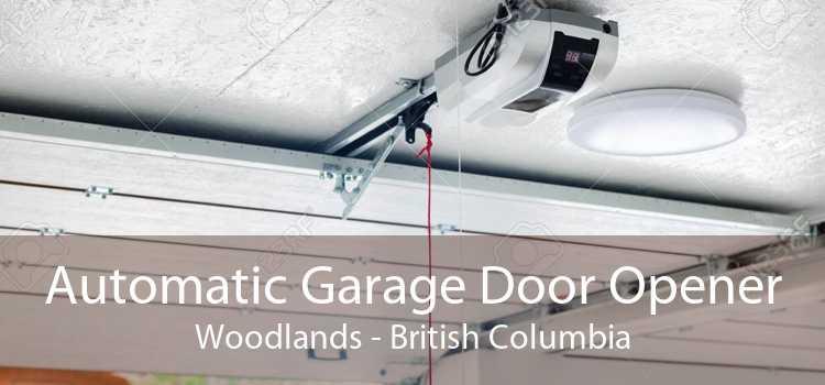 Automatic Garage Door Opener Woodlands - British Columbia