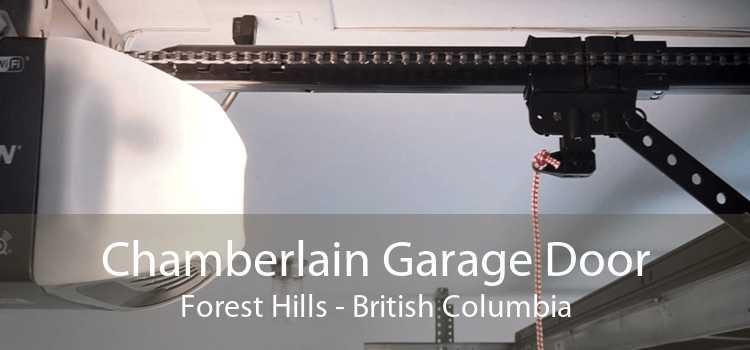 Chamberlain Garage Door Forest Hills - British Columbia