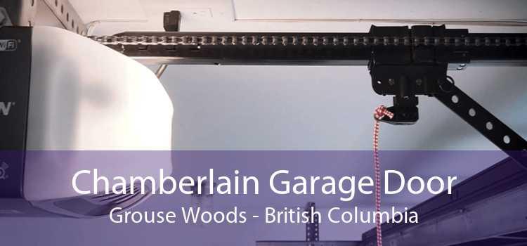 Chamberlain Garage Door Grouse Woods - British Columbia
