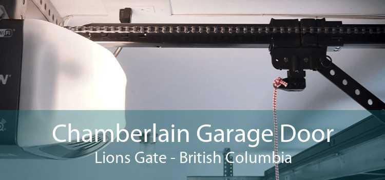 Chamberlain Garage Door Lions Gate - British Columbia