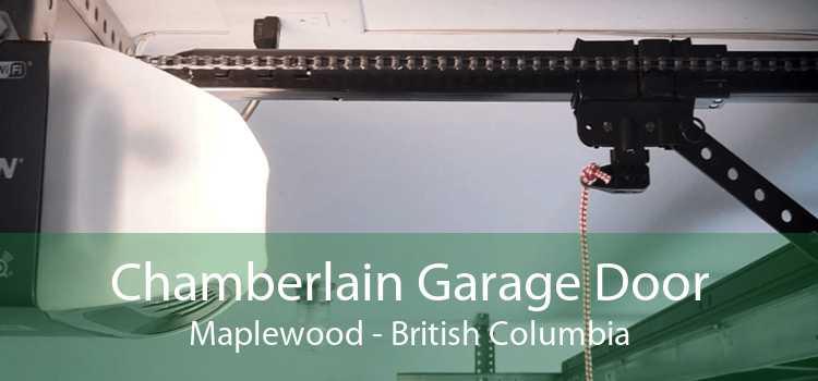 Chamberlain Garage Door Maplewood - British Columbia