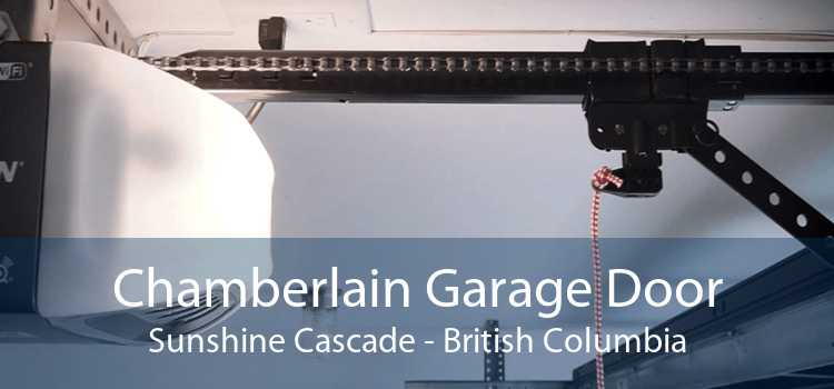 Chamberlain Garage Door Sunshine Cascade - British Columbia