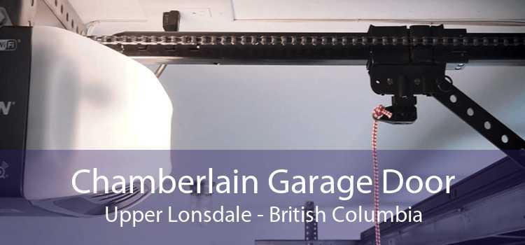 Chamberlain Garage Door Upper Lonsdale - British Columbia