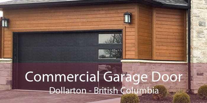 Commercial Garage Door Dollarton - British Columbia
