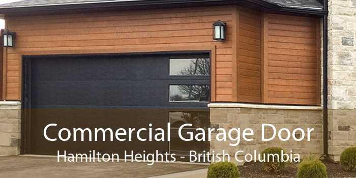 Commercial Garage Door Hamilton Heights - British Columbia