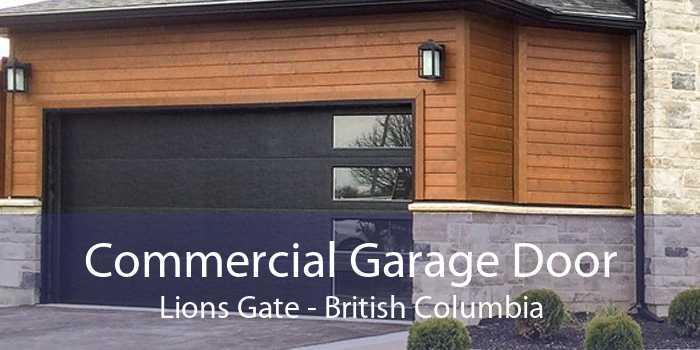Commercial Garage Door Lions Gate - British Columbia