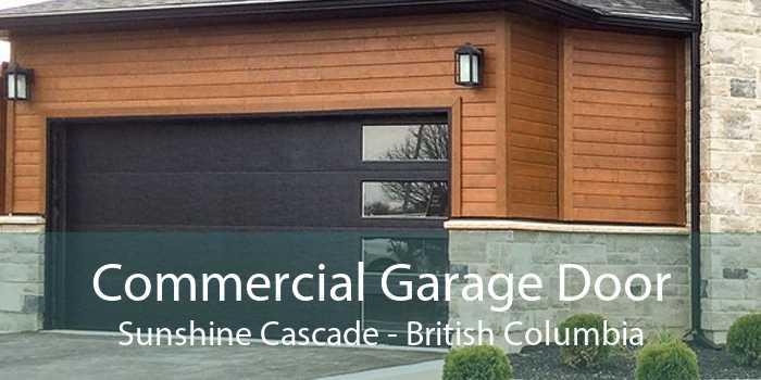 Commercial Garage Door Sunshine Cascade - British Columbia