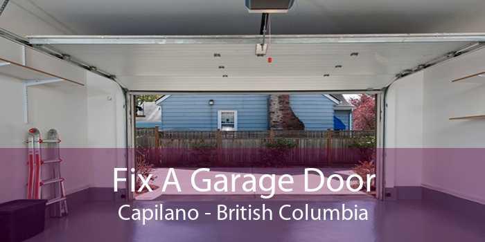 Fix A Garage Door Capilano - British Columbia