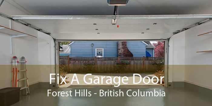 Fix A Garage Door Forest Hills - British Columbia