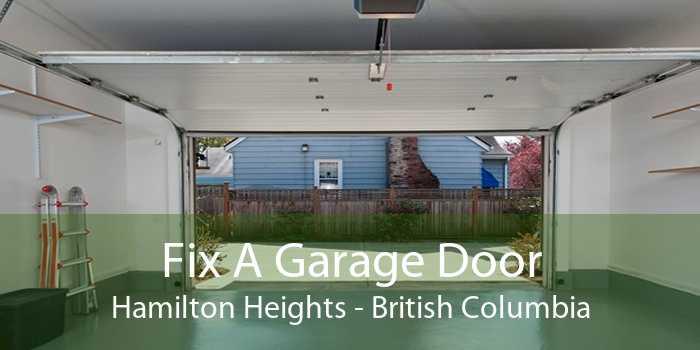 Fix A Garage Door Hamilton Heights - British Columbia