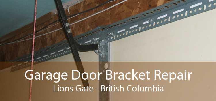 Garage Door Bracket Repair Lions Gate - British Columbia