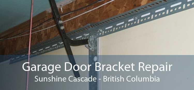 Garage Door Bracket Repair Sunshine Cascade - British Columbia