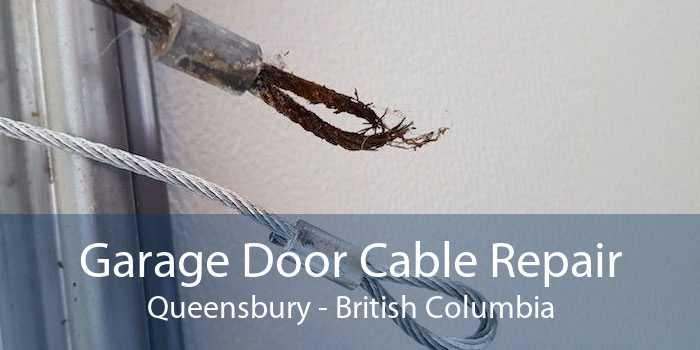 Garage Door Cable Repair Queensbury - British Columbia
