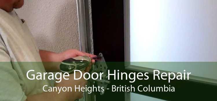 Garage Door Hinges Repair Canyon Heights - British Columbia