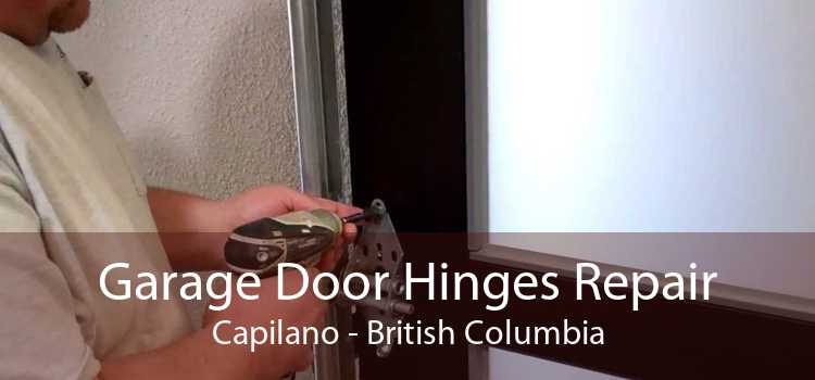 Garage Door Hinges Repair Capilano - British Columbia