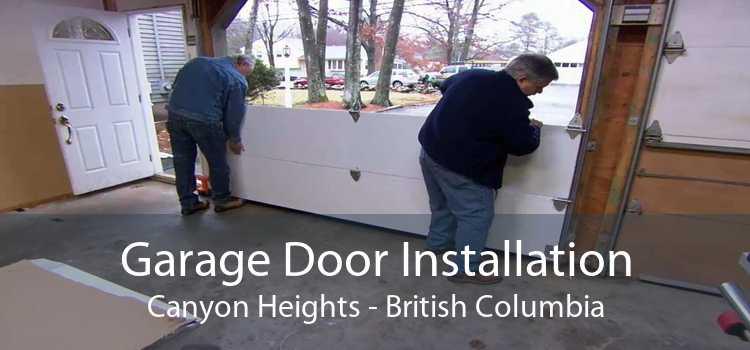 Garage Door Installation Canyon Heights - British Columbia
