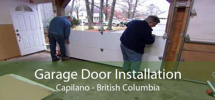 Garage Door Installation Capilano - British Columbia