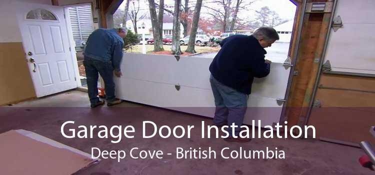 Garage Door Installation Deep Cove - British Columbia