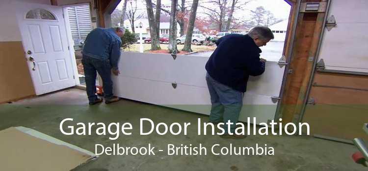 Garage Door Installation Delbrook - British Columbia