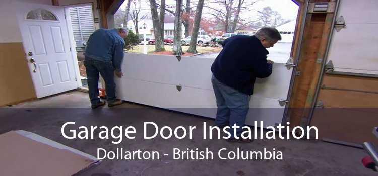 Garage Door Installation Dollarton - British Columbia