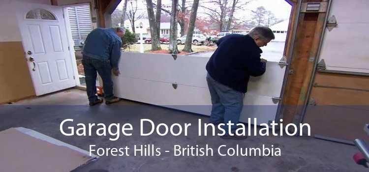 Garage Door Installation Forest Hills - British Columbia