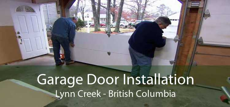 Garage Door Installation Lynn Creek - British Columbia