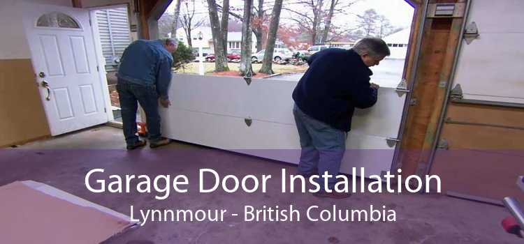 Garage Door Installation Lynnmour - British Columbia