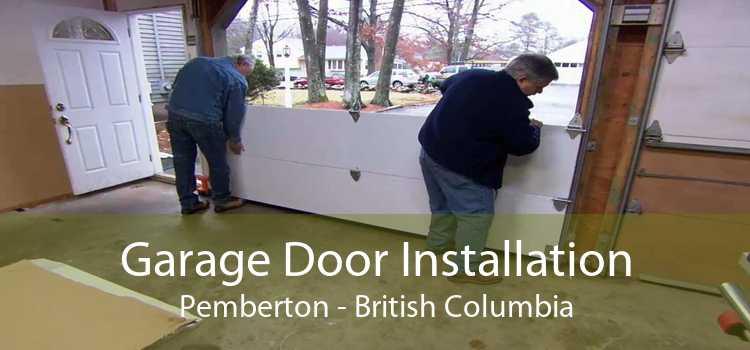 Garage Door Installation Pemberton - British Columbia