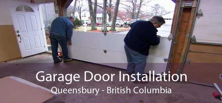 Garage Door Installation Queensbury - British Columbia